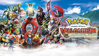 Is Pokemon The Movie Volcanion And The Mechanical Marvel 2016